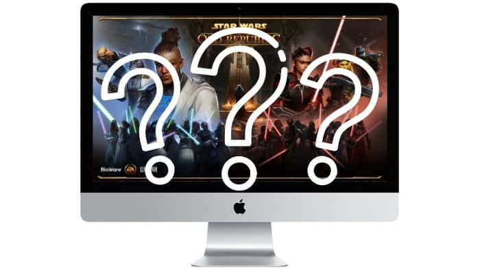 Star Wars: The Old Republic on Mac: How to run it (and best alternatives)