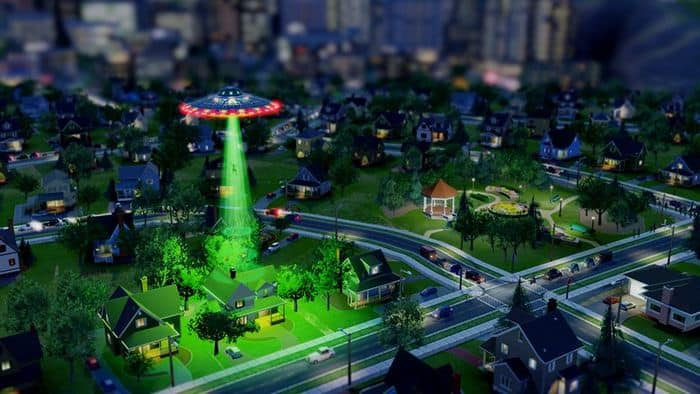 SimCity Mac gameplay 2