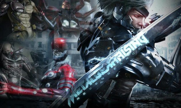 Metal Gear Rising for Mac no longer works because of poor DRM