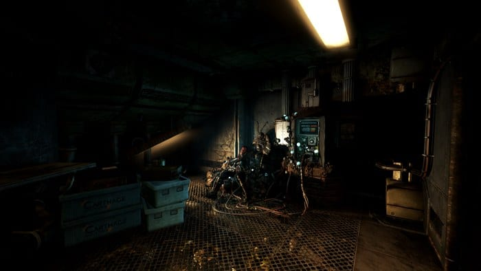 Soma Mac horror game