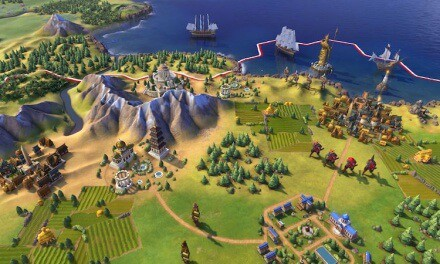 Civilization 6's Mac Version is Now Available