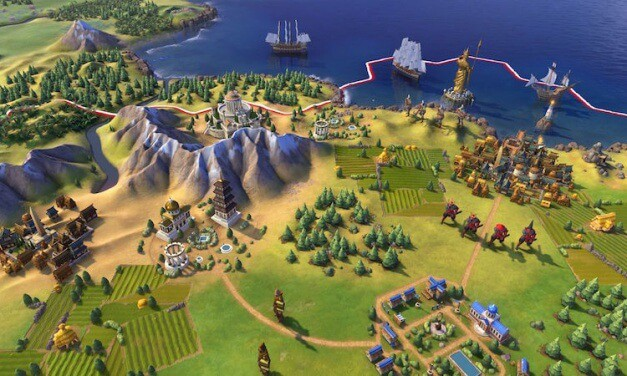 Civilization 6 for Mac: Summer 2017 Update and new DLC now Live