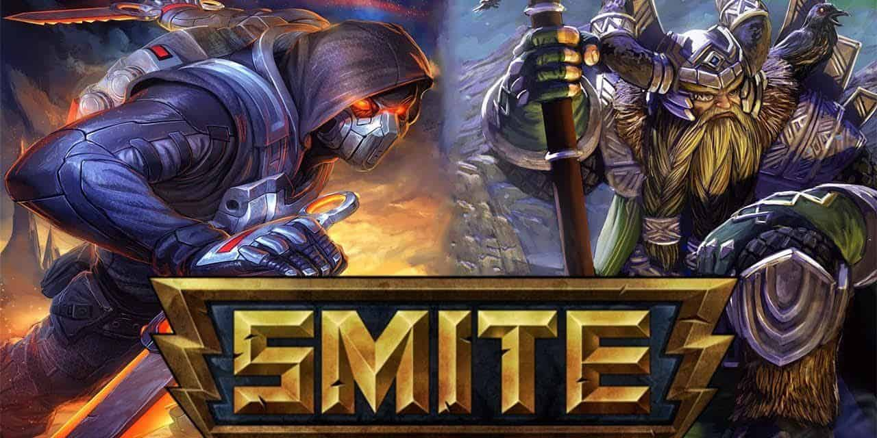 Smite now available on Mac