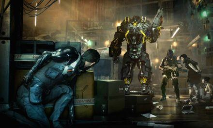 Deux Ex: Mankind Divided Officially Coming to Mac in 2016