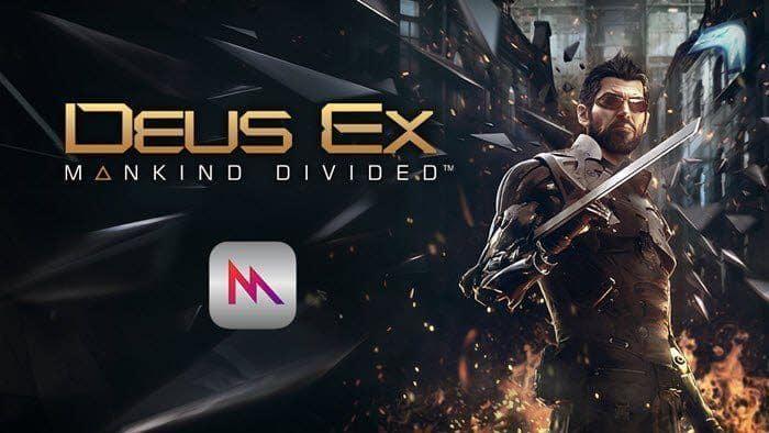 Deus Ex Mac Metal support