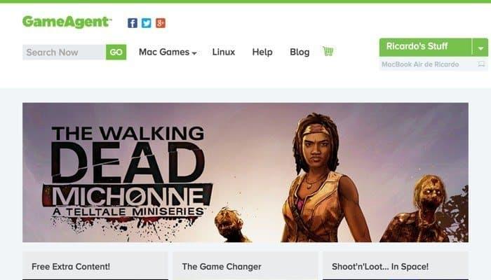 Gameagent mac games downloads