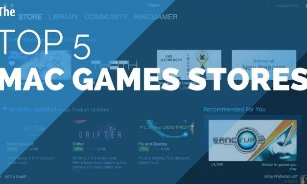 Mac Games Downloads: Finding the best deals