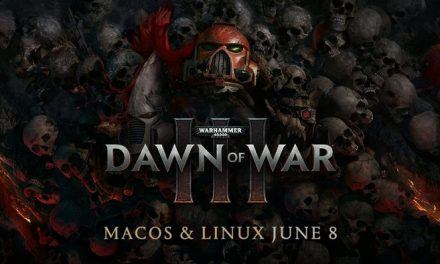 RTS Dawn of War 3 is now Available for Mac