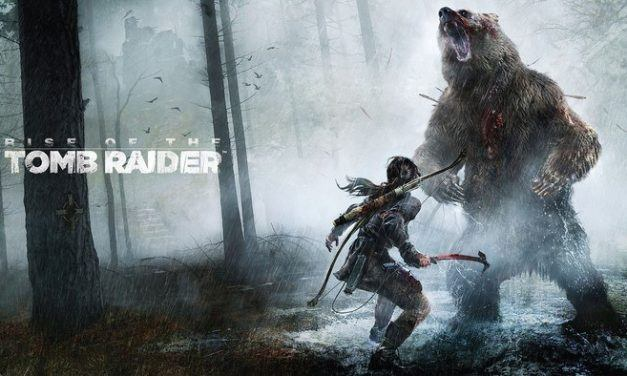 Rise of the Tomb Raider is now available for Mac