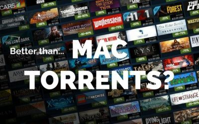 Leaving Mac games torrents behind: Do this instead
