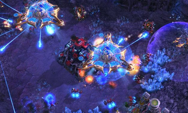 Starcraft 2 goes free-to-play on Mac and Windows