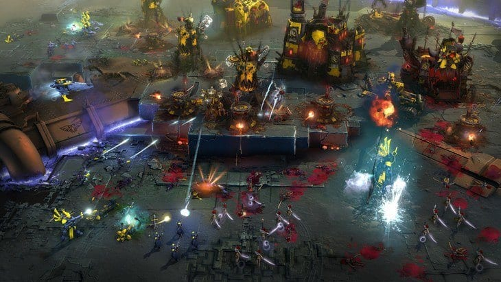 Dawn of War 3 Mac