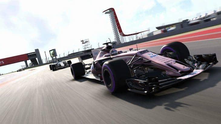 F1 2017 Mac