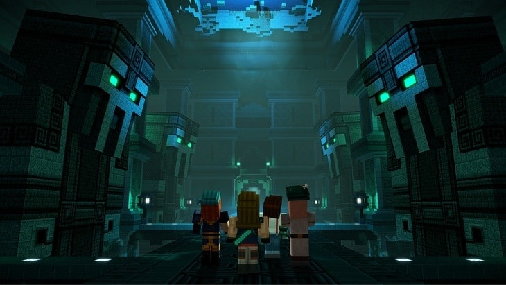 Minecraft Story Mode Season Two Mac