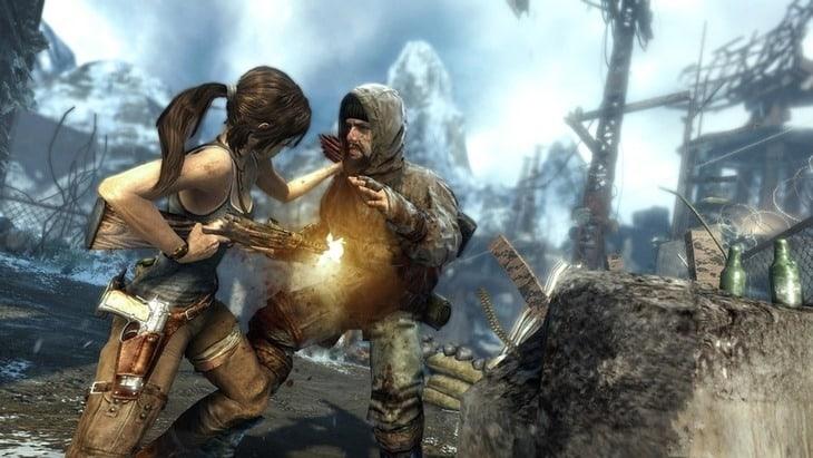 Tomb Raider Mac gameplay