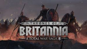 Total War Saga Thrones of Britannia Mac