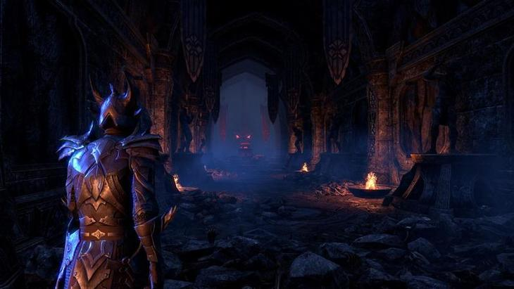 Elder Scrolls Online Mac gameplay