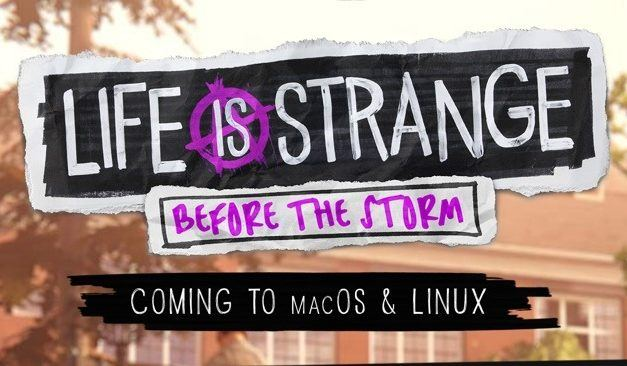 Life is Strange: Before the Storm Now Available on Mac