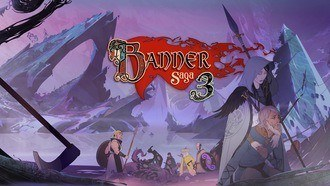 Banner Saga 3 Mac art NEW