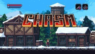 Chasm Mac art NEW