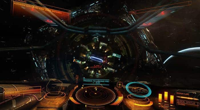 Elite Dangerous Mac release