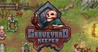Graveyard Keeper Mac art