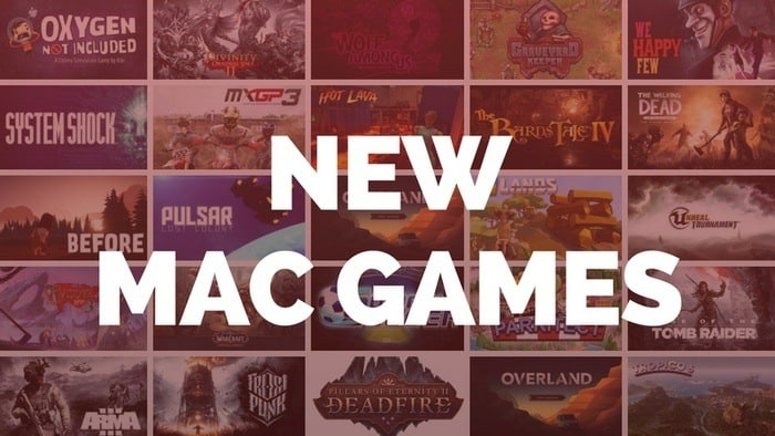 New Mac Games: Just Released And Coming Soon | Mac Gamer HQ