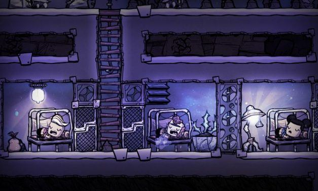 Oxygen Not Included for Mac is finally available