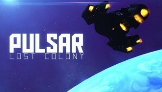 PULSAR Lost Colony Mac art NEW