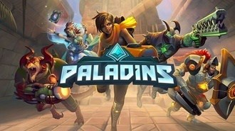 Paladins Mac art NEW