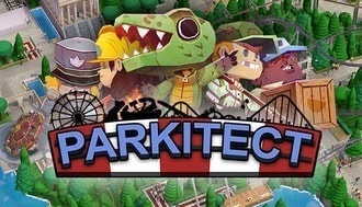 Parkitect Mac art NEW