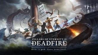 Pillars of Eternity 2 Mac art NEW