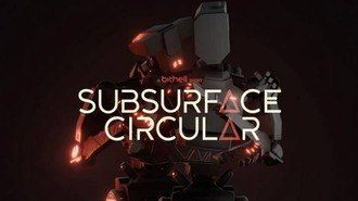 Subsurface Circular Mac art NEW