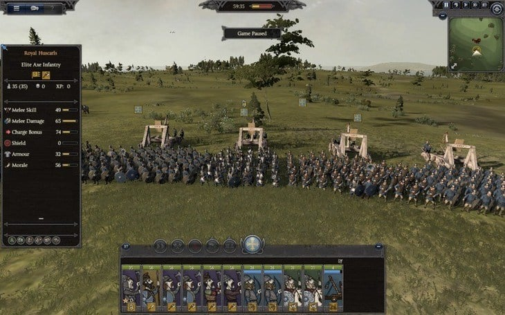 Total War Saga: Thrones of Britannia Mac review: Can you run it