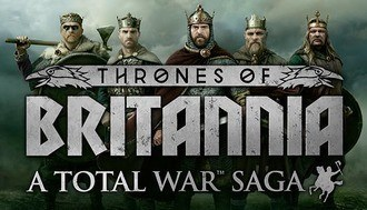 Total War Sagas Thrones of Britannia Mac art NEW