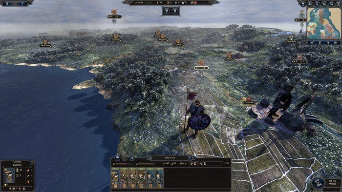Total War Thrones of Britannia Mac featured