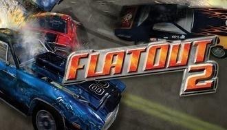 Flatout 2 Mac art