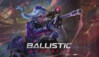 Ballistic Overkill Mac art