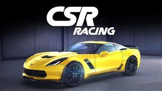 CSR RACING Mac art