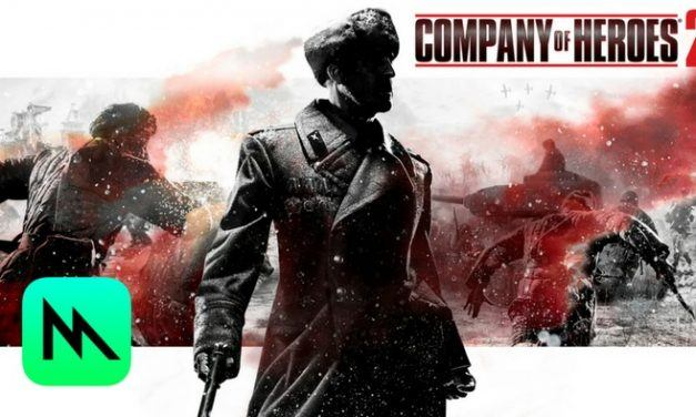 Company of Heroes 2 on Mac: Now faster thanks to Metal