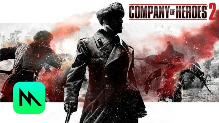 Company of Heroes 2 Mac Metal update