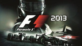 F1 2013 Mac art