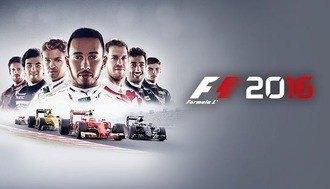 F1 2016 Mac art
