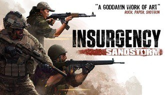 Insurgency Sandstorm Mac art