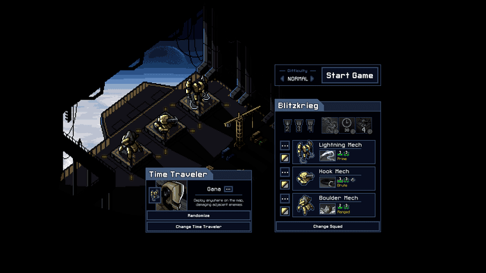 Into the Breach Mac gameplay V2 2