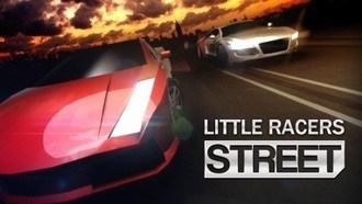 Little Racers STREET Mac art