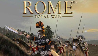 Rome Total War Mac art