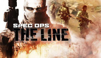 Spec Ops The Line Mac art