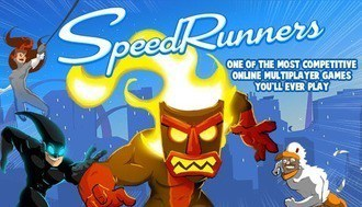 SpeedRunners Mac art