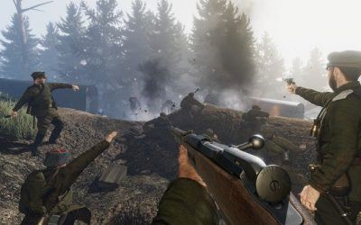 Game alert: WWI shooter Tannenberg is now available on Mac